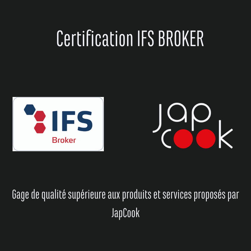 certification japcook