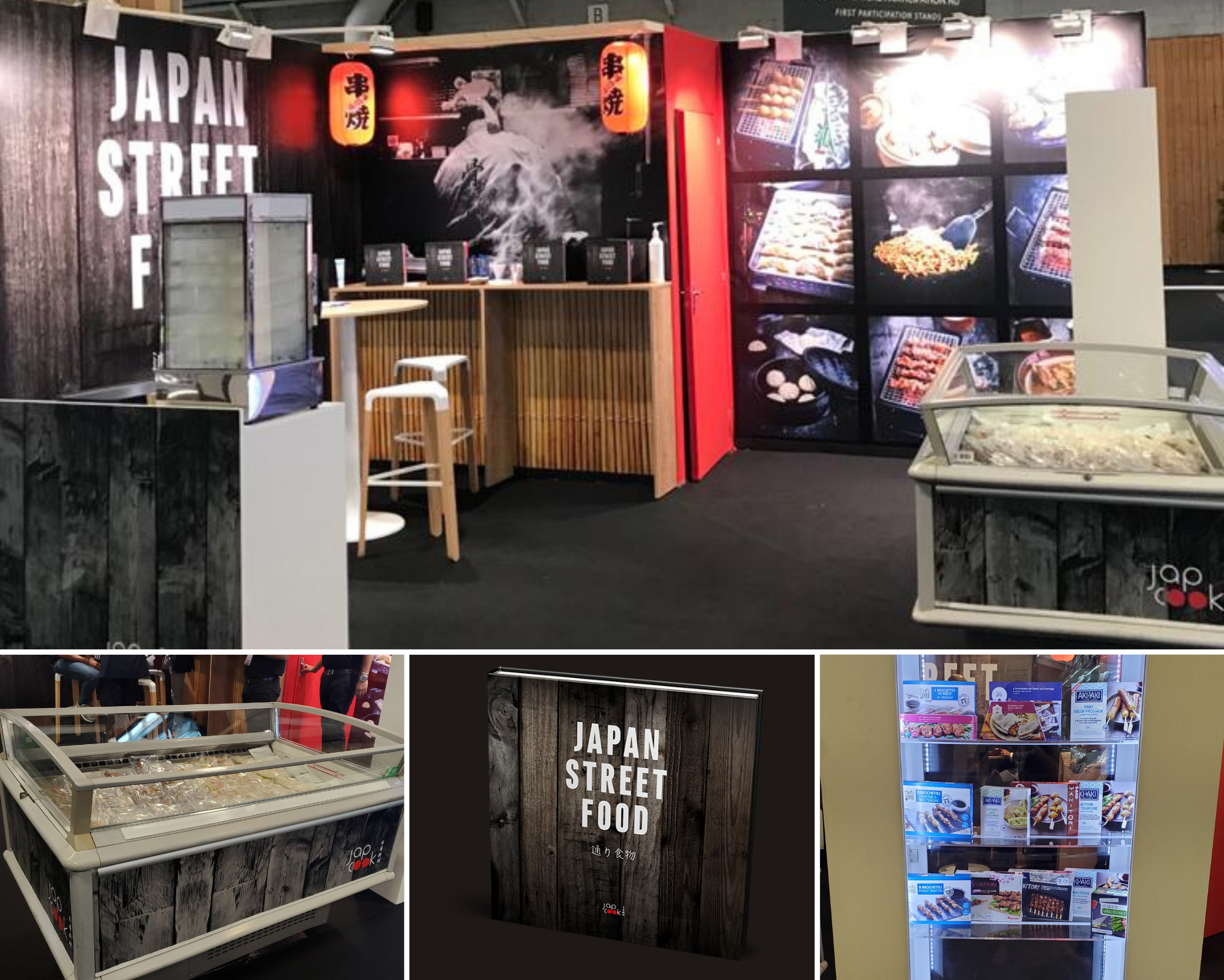 Japan Street Food au M.A.D.E !