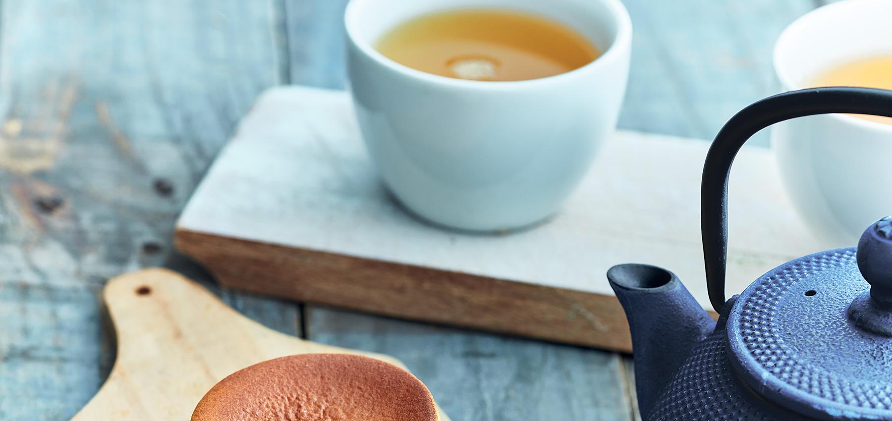 Thé japonais