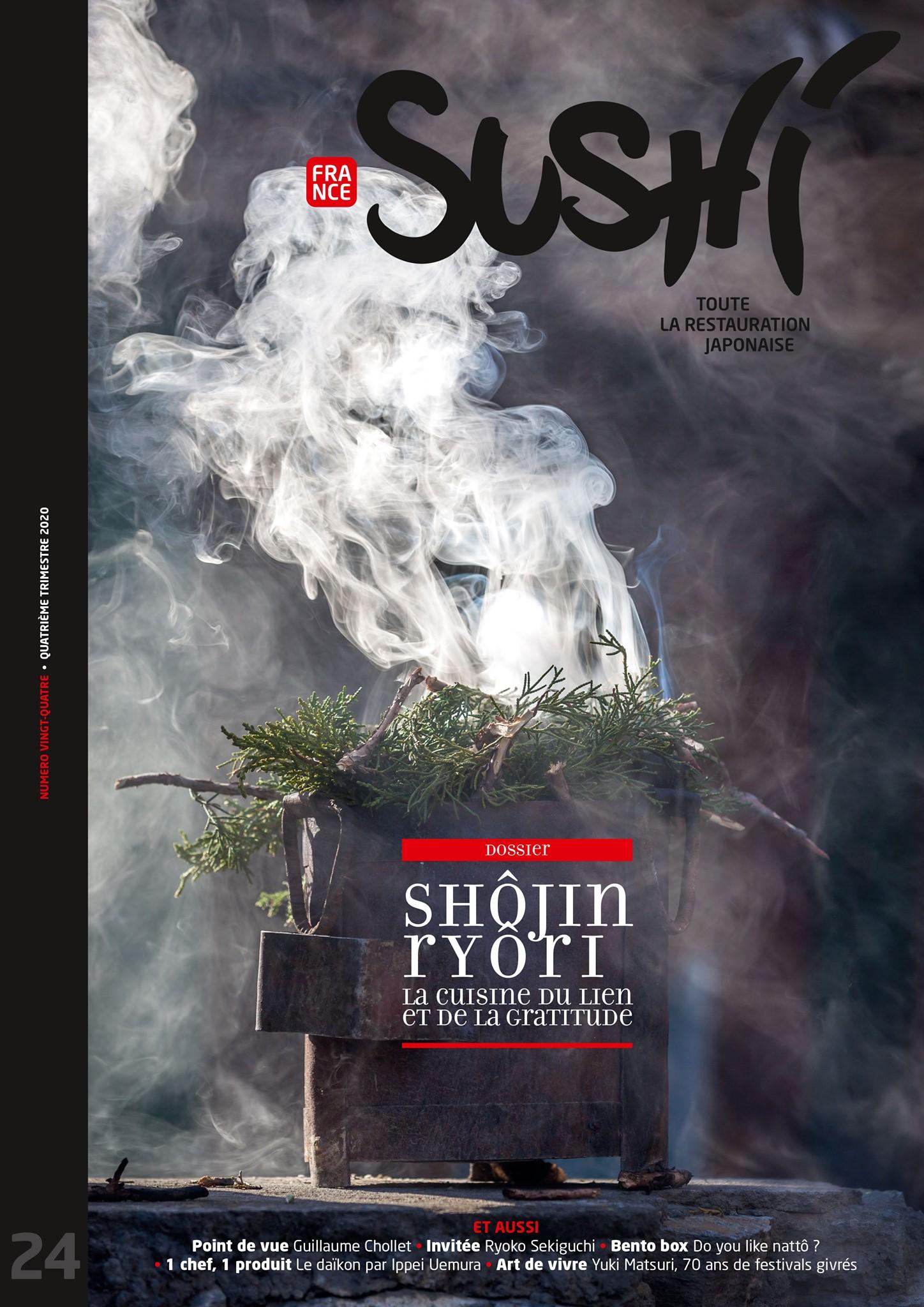 France Sushi édition 2020 décembre