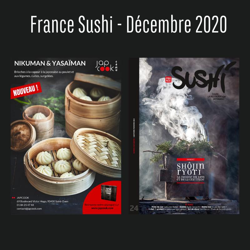 france sushi décembre 2020